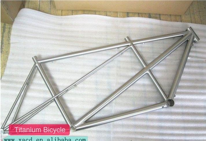 chape tandem bike frame for adults made in china!