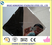 Hot selling 3mm thickness stainless steel sheet price sus304 BA finish