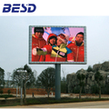 Shenzhen LED display factory P12 led matrix screen use for outdoor advertising video wall