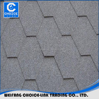 China manufacturer asphalt shingle price/roofing shingle price/roof tile price