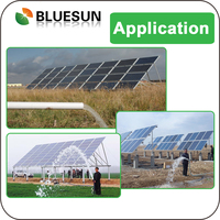 China high quality and good price 20kw solar irrigation system for agriculture