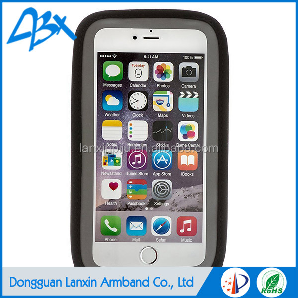 China supplier android mobile phone 2016 trending products armband for iPhone 6