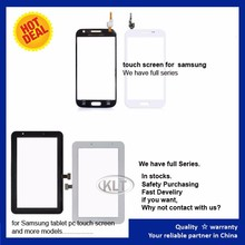 In stocks For Fly IQ449 Front Touch Panel screen Glass Lens Digitizer Black touch screen digitizer