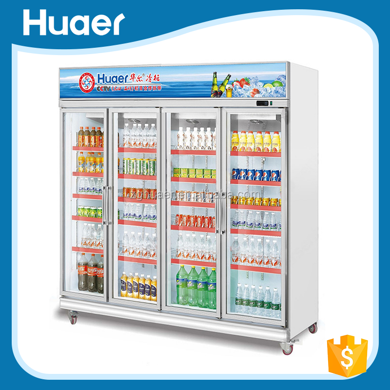 Commercial Used Supermarket Refrigeration Equipment