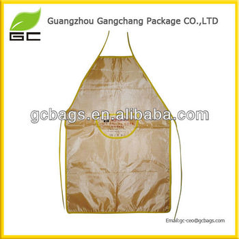 Cotton Material and Waist Type leather welding apron