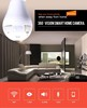 Wireless Hidden IP Camera Lamp Light Bulb Hidden Camera with 360 degree view angle