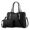 2016 Fashion Hand Bag Woman Leather Bags Designer Lady Handbag Custom Large Tote Bag