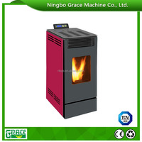 home using auto ignite pellet stove with remote control NB-PS-C