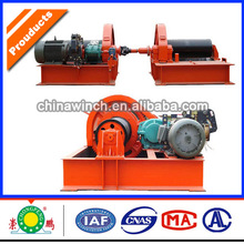 Electric hoist winch, electric winch hoist