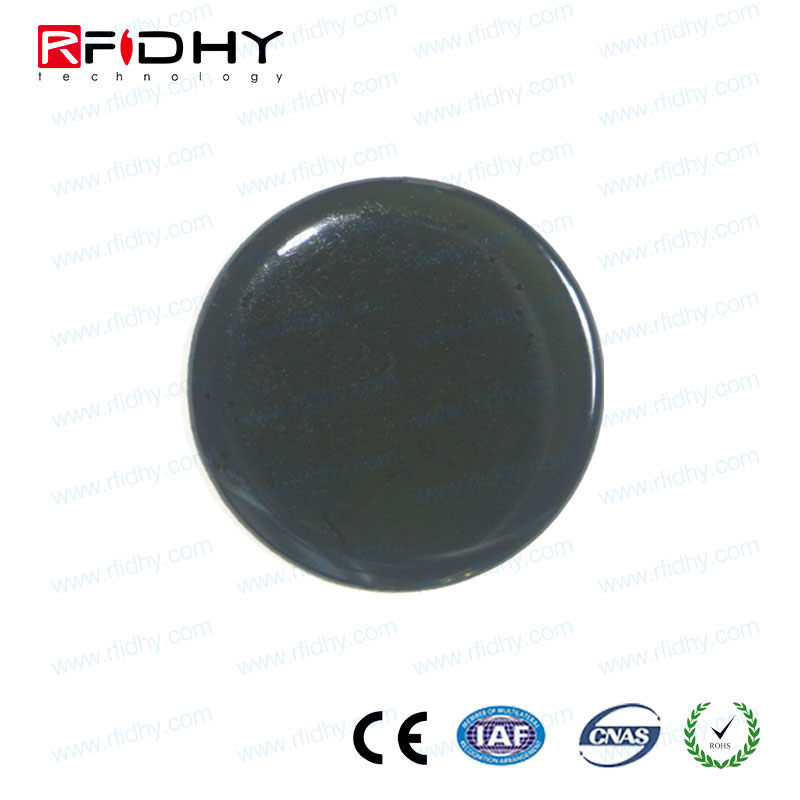 High sensitive waterproof dome tag token rfid epoxy tag