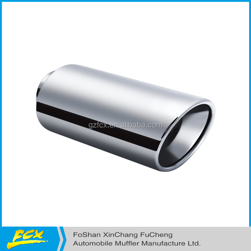 muffler exhaust system end pipe car exhaust