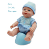 High Quality Cry and Drink Baby Doll for Kids