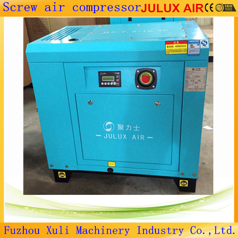 7.5kw 10hp Outstanding Industrial Air Compressor For Sale