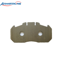 Factory Direct Sales Brake Pads Back Plate With 2 Holes