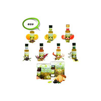 100 % BIO PURE Extra Virgin Olive Oil AROMA Natural flavor orange, lemon, garlic & chilli, dry pepper, rosemary ,pebrella aroma