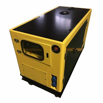 China suppliers small power 10kva silent generators kde 10 kva