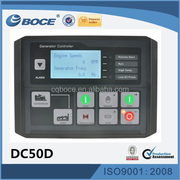 Automatic Generator ATS AMF Controller DC50D