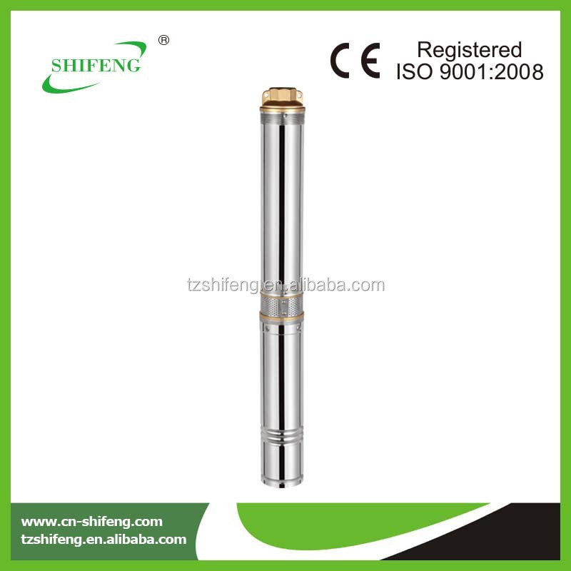 electric submersible pump for ground source heat pump unit