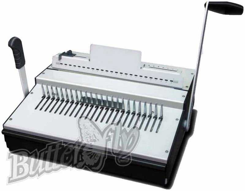 Hi-Star Binding Machine