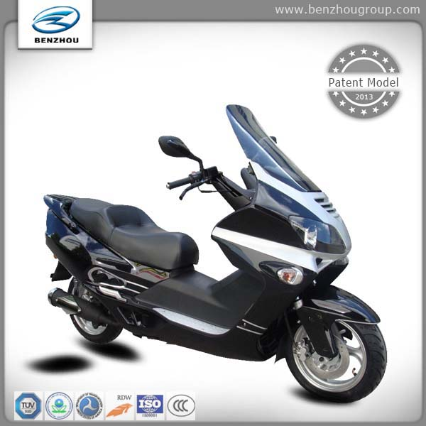 BenZhou high quality fashion sport 250cc scooter nice design popular
