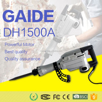 GAIDE-DH1500A demolition electric jack hammers
