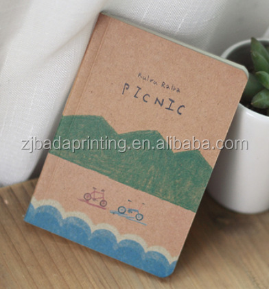 Wholesale Paper Notebook/Eco-friendly Notebook/All Kinds of Notebook