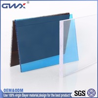 Translucent Skylight Cover Types Roofing Sheet