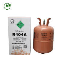 high quality refrigerant gas r404a for home appliance air condition msds&hfc green gas air condition R404 of HUAFU brand name