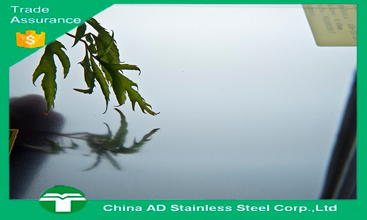 Cold rolled metal sheet hairline finish 430 stainless steel sheet prices
