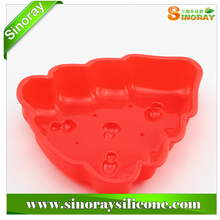 Alibaba china supplier christmas tree shape cake mold,silicone cake molds/silicone bakeware