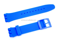 Jelly Silicone Watch Band