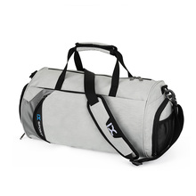 New outdoor sports Travel Bag fashion Gyms duffel Bag Trolley travel bag set Fitness travel handbag