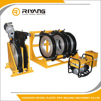 high quality 315-630 hdpe pe pipe welding machine