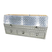 Waterproof Aluminium Truck Tool Box With Drawers BH-X1705382SCT