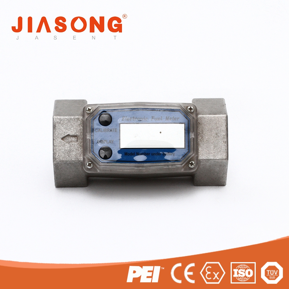 Factory supply optical power WLL40 ultrasonic water flowmeter
