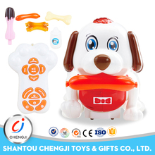 Professional intelligence rc interactive dog toys for kids