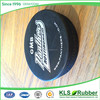 high quality printed rubber ice hockey ball