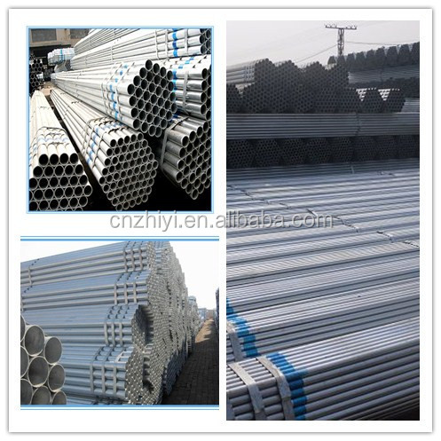 Hot dipped galvanized stainless steel pipes /stpg370 seamless carbon steel pipe made by professional manufacturer