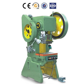 J23 35T High precision C-frame fixed mechanical Eccentric small power press with good price
