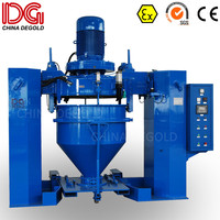 DEGOLD 1000L Automatic Container Coating Dry Powder Mixer