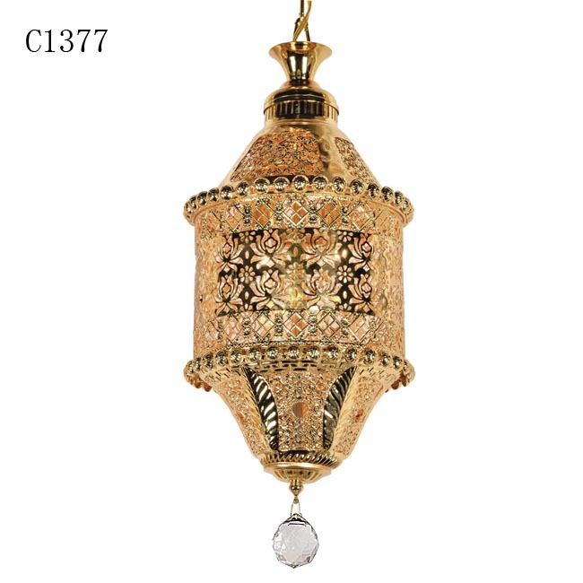 C1377 glass chandelier for sale, paper light, glass press