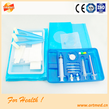 Disposable Anesthesia Tray