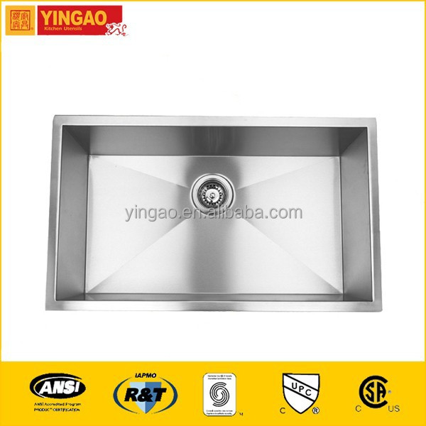 RA3219C High-tech stainless steel sink accessories