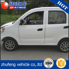 China supplier 4 person vintage pedal 45km/h electric car
