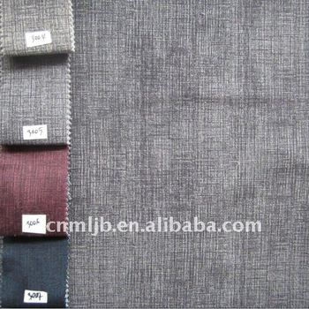 Paper Printing Velboa for Sofa Fabric Type