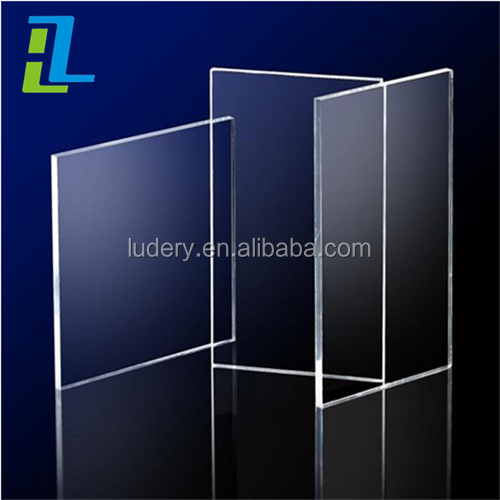 high quality round cast acrylic sheets block flexible iridescent plexiglass