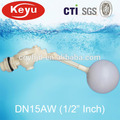 DN15AW 1/2 Inch Plastic float valve website on Alibaba com