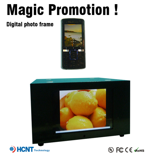 HCNT levitation Digital Photo Frame with led light