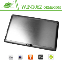 Business portable 10.6inch strong metal case tablet pc