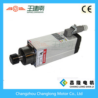 air cooled cnc router spindle motor 3.5kw air cooling spindle 300Hz 18000rpm ER20 Brand ChangSheng